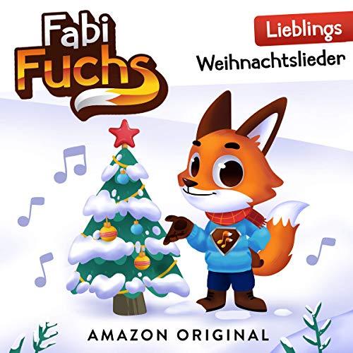 """FABI FUCHS: Die neu geschaffene Musikmarke FABI FUCHS von AMAZON ORIGINALS, feiert mit ihrem ersten Album """"Lieblings Weihnachtslieder"""" einen gelungenen Einstand"""