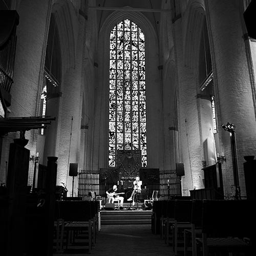 THE RYZE: Auftritt am 15.9.2018 in der vollbesetzten Kirche St. Katharinen war ein grosser Erfolg